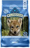 Blue Buffalo Wilderness High Protein Grain Free, Natural Puppy Dry Dog...