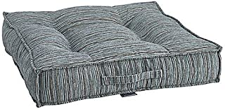 Bowsers Teaka Chenille Piazza Dog Bed