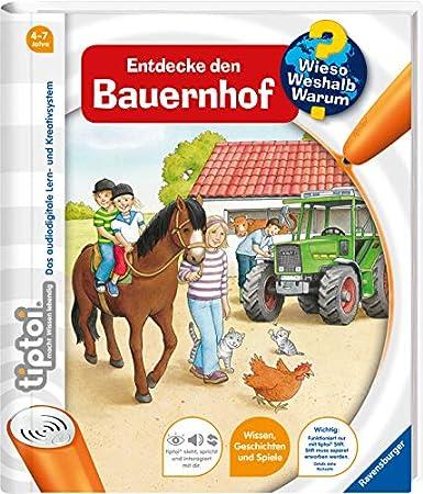 tiptoi Buch: Entdecke den Bauernhof