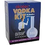 Alcotec Vodka Type Spirit Kit 21% ABV - Alcohol alto (25 L)