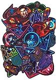 SetProducts  Top Stickers ! Lot de 30 Stickers Super Héros Néon - Autocollants HD Non Vulgaires – Super-héros, Bomb, Spiderman, Superman, Marvel | Customisation, Scrapbooking