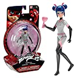 Bandai- Miraculous Figurine Super articulée 15 cm – Ladybug Multimouse-39762, 39762
