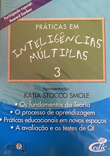 Práticas em Inteligências Múltiplas 3 [dvd]