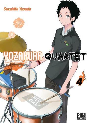 Yozakura Quartet T04 : Quartet of cherry blossoms in the night