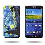 Samsung Galaxy Mega 2 Case with Art Design (Starry Night) CoverON 1pc Slim Hard Back Phone Cover for Samsung Galaxy Mega 2 G750F