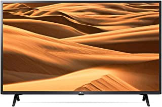 LG UHD 4K TV 43 Inch UP75 Series, 4K Active HDR WebOS Smart AI ThinQ Model 2021-1 Year Warranty