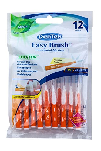 DenTek Easy Brush 2.0mm - 3.0mm Extra Fein ISO: 1