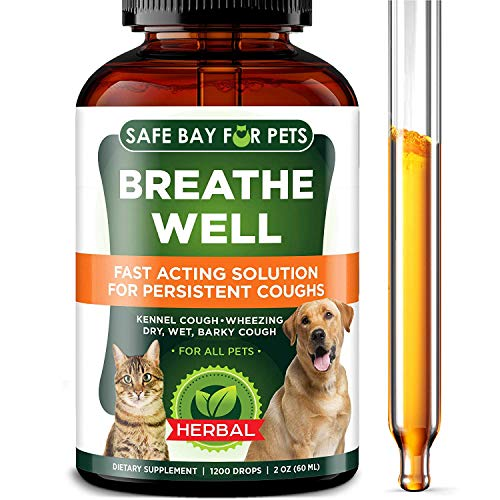 SafeBay Dog Supplement and Cat Supplement Premium Quality - 1200 Drops 2 Oz -...