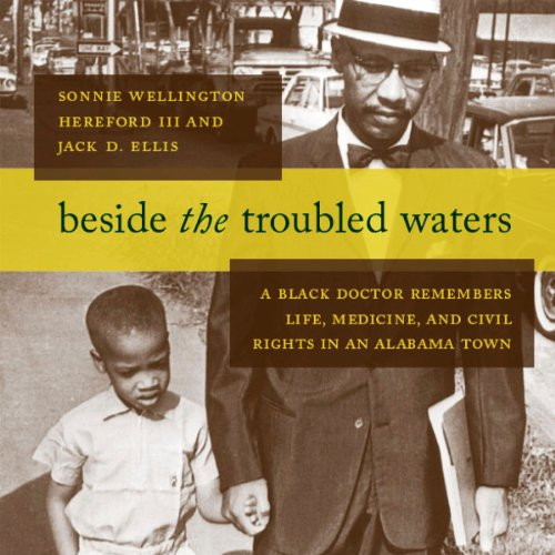 Beside the Troubled Waters audiobook cover art