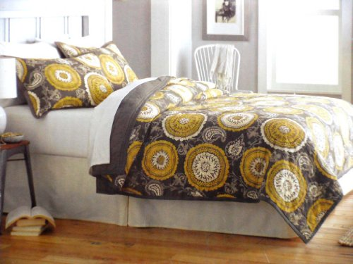 Threshold Quilt Blanket Full/queen - Suzani