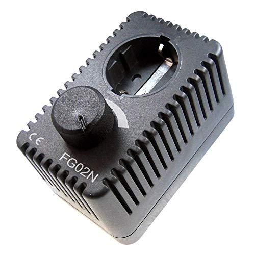 Kemo FG002N Leistungsregler 230 V/AC für ohmsche oder induktive Lasten. Stufenlose Leistungsregelung. Kurzbelastbarkeit bis 1600 Watt