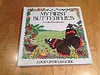 My First Butterflies: A Pop-Up Field Guide 0060218932 Book Cover