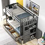 10 Best Bunk Beds with Stairs