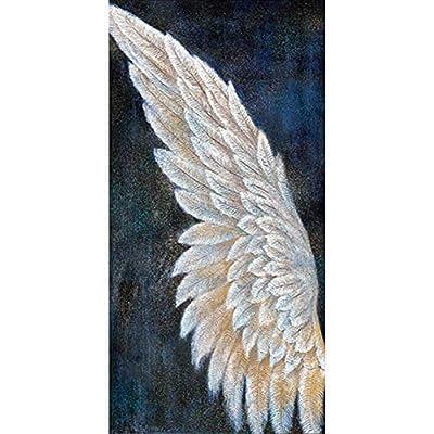 katsuya Angel Wings 5D DIY Full Round Drill Diamond Painting Mosaic Crafts (V794)