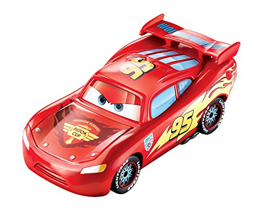 Disney Pixar Cars DHF46 Farbwechsel Fahrzeuge (Color Changers Cars) Lightning McQueen