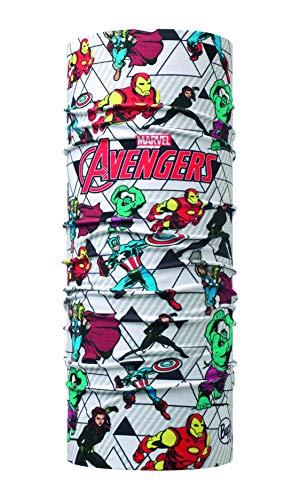 Buff Kinder Superheroes Multifunktionstuch, Mehrfarbig, One Size