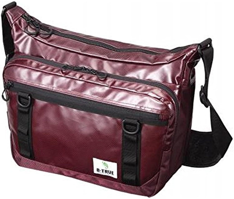 Evergreen (EVERGREEN) BTRUE EX shoulder bag Bordeaux