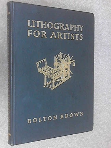 Lithography for artists : A complete account of how to grind, draw upon, etch, and print from the stone, together with instructions for making crayon, transferring, etc (The Scammon lectures for 1929)