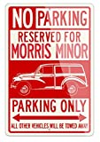 """Great Gift for the Classic Car Enthusiasts Sign available in two sizes: Large - 12"""" X 18"""" (305 X 457 mm) or Small - 8"""" X 12"""" (203 X 305 mm) to suit your need and space Made from Quality Aluminum - Just like the real street signs UV protected for outd..."""