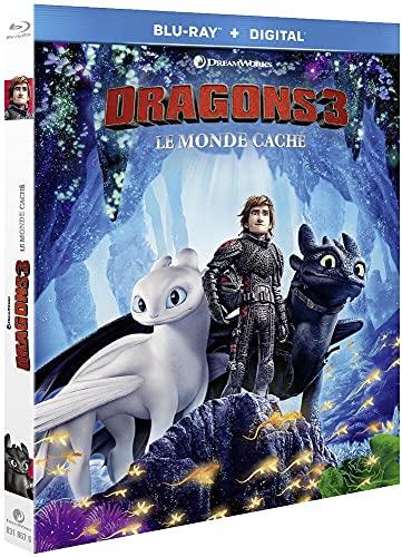 Dragons 3 : Le Monde caché [Blu-Ray]