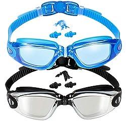 Image of EverSport Swim Goggles Pack...: Bestviewsreviews