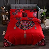 yaonuli TangDynasty2.0metersbedquiltcover200*230CMsheets250*230CMpillowcase48*74CM*2ovensets