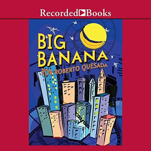 Big Banana audiobook cover art