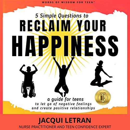 5 Simple Questions to Reclaim Your Happiness! cover art