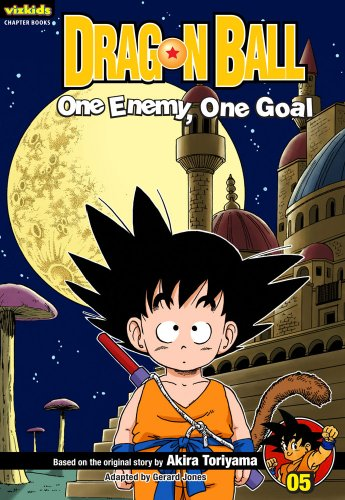 Dragon Ball: Chapter Book, Vol. 5: …