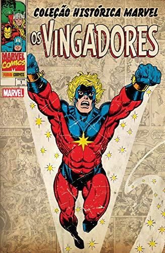 Coleção Histórica Marvel: Os Vingadores v. 1