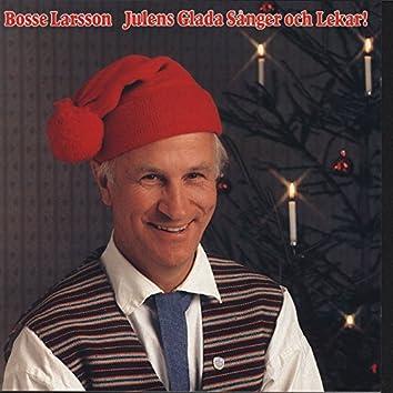 Julens glada sånger och lekar!