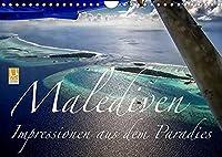 Malediven Impressionen aus dem Paradies (Wandkalender 2022 DIN A4 quer): Bilder aus dem Paradies. Impressionen, Farben und Eindruecke von den Malediven. (Monatskalender, 14 Seiten )