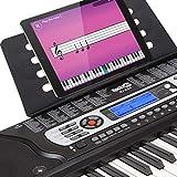 Zoom IMG-2 rockjam 54 tasto della tastiera