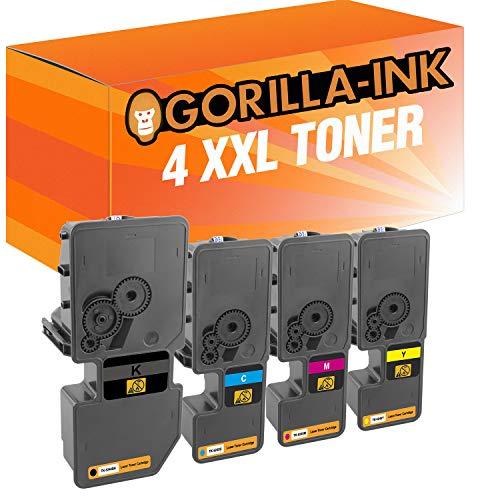 Gorilla-Ink 4 Toner XXL Kyocera TK-5230 ECOSYS P 5021