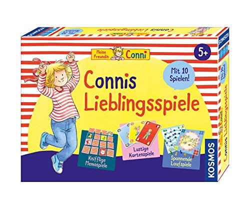 Kosmos FKS6977610 Spiele - Connis Lieblingsspiele