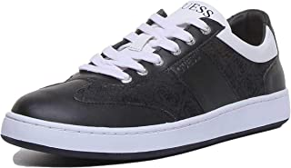 غيس حذاء كاجوال فاشن سنيكرز للرجال , مقاس 42 EU , اسود وابيض
