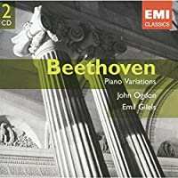 Variations for Piano by L.V. Beethoven (2005-05-03)