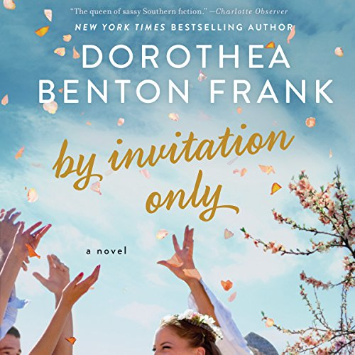 By Invitation Only audiobook cover art