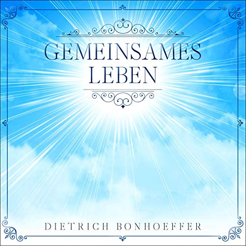 Gemeinsames Leben [Life Together] audiobook cover art