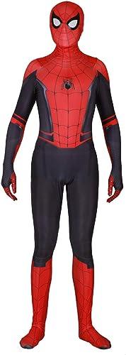 entrega gratis GBRALX Película Cosplay Traje de de de Spiderman Fiesta de Halloween Traje de Disfraces Traje de BaTalla Disfraz Disfraz Mono Traje Fiesta Traje de Cosplay  cómodo