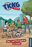 TKKG Junior, 12, Der verborgene Schatz (German Edition)