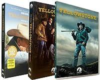 イエローストーン DVD シーズン1 2 3 コンプリート 映画コレクション ボックスセット
