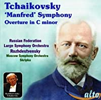 Manfred Symphony & Overtur