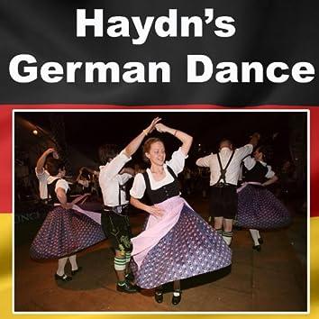 Haydn: German Dance, HOB. IX