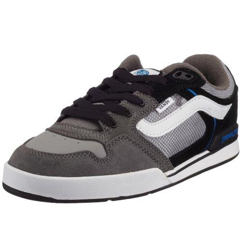 Vans M ROWLEY XLT ELITE L VF7QYV7, Herren Sneaker, grau, (Grey/Black/Whit), EU 39, (US 7), (UK 6)