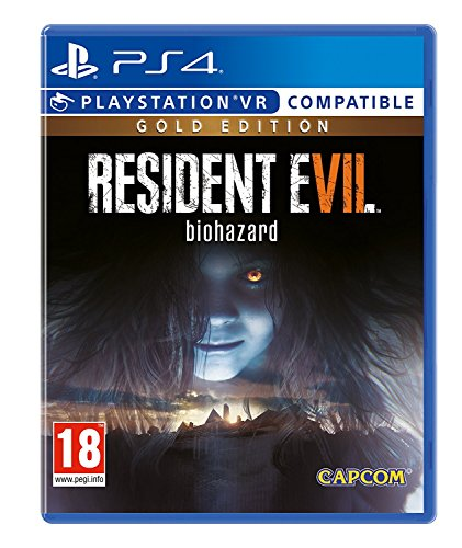 Resident Evil 7 Gold Edition (PS4) UK IMPORT REGION FREE