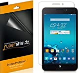 (3 Pack) Supershieldz for Asus Memo Pad 7 LTE (AT&T) ME375CL Screen Protector, High Definition Clear Shield (PET)