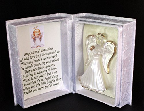 Schutzengel Gedicht Geschenk, Senden ein Engel Hug to Someone You Love ideal für jede Gelegenheit