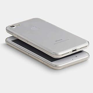 كفر جوال ايفون 7  من وافي- شفاف - فائق النحافة