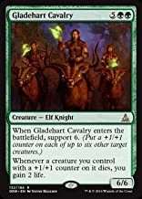 Magic: the Gathering - Gladehart Cavalry (132/184) - Oath of the Gatewatch